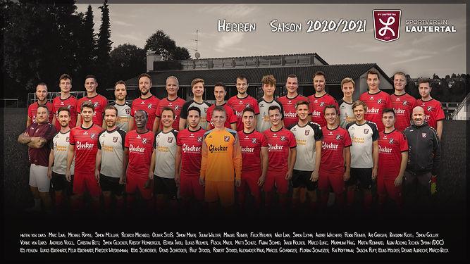 2020 Fussball Herren Mannschaftsfoto_fin