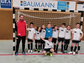 Vorrunde WfV Sparkassen Cup am 07.12.2019
