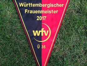 SGM GOMADINGEN/TETTNANG ERNEUT WÜRTTEMBERGISCHER Ü35-CUP-MEISTER 2017