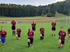Neuzugänge Frauenfussball
