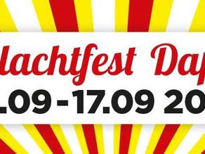 Schlachtfest 2017 - DEFTIGES UND BLASMUSIK LOCKT GÄSTE