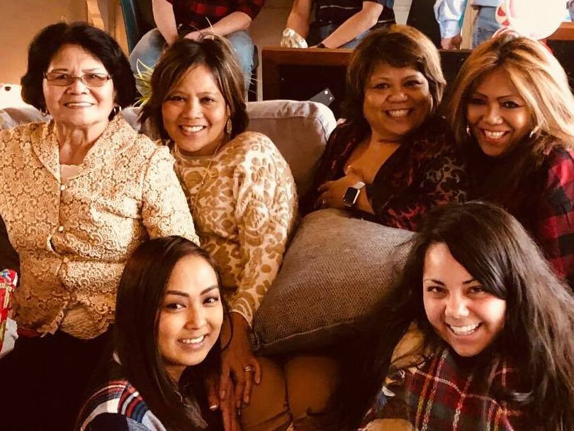 my gorgeous, powerful, immigrant fam