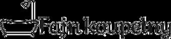 Fajn koupelny - logo- úvodní stránka