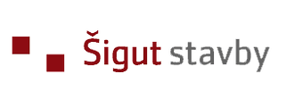 logo Šigut Stavby - partner Fajn Koupelny