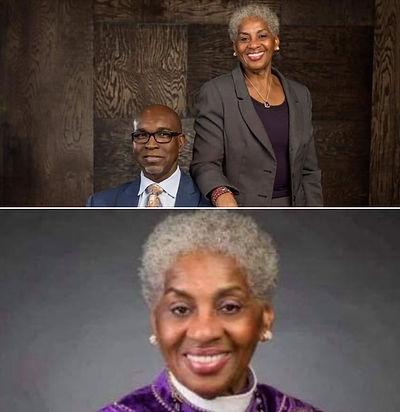 Bishop E. Anne Henning Byfield and Supervisor Ainsley Byfield.JPG