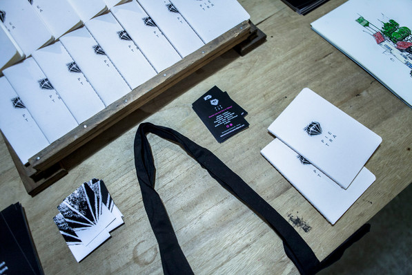 CARDS & NOTES // Opening Event