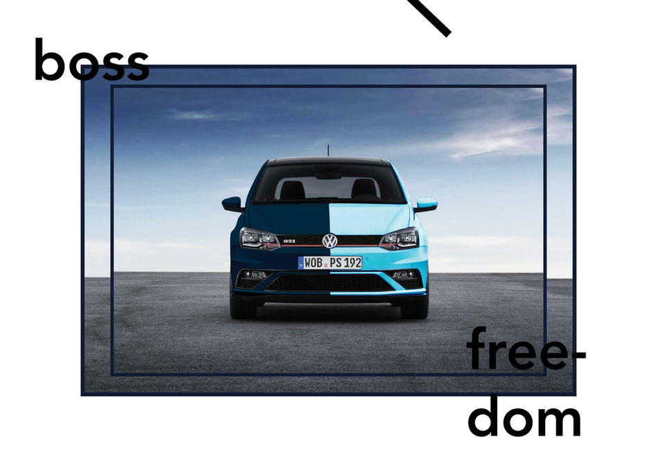 BOSS / FREEDOM // Dodo & Volkswagen