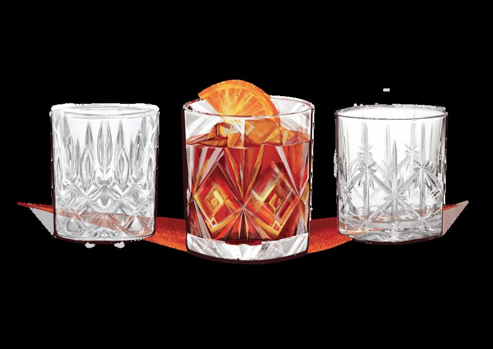 GLASS WEAR   |   campari