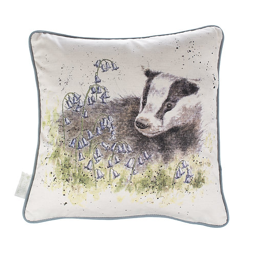 Wrendale Designs-A Country Gent Cushion-Front