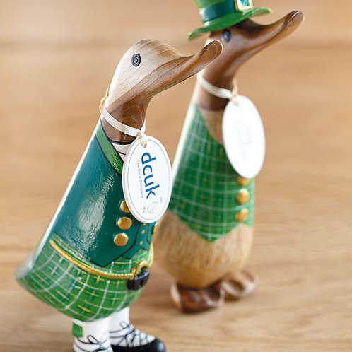 irish tartan ducklings Free delivery from the flower shop kirton