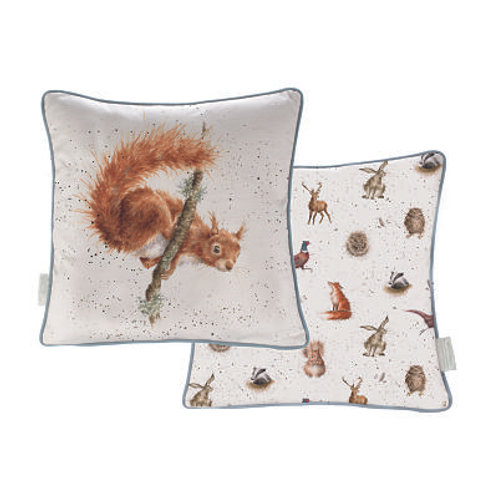 Wrendale Designs The Acrobat Cushion