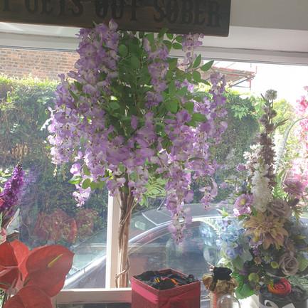 Silk Flowers 029