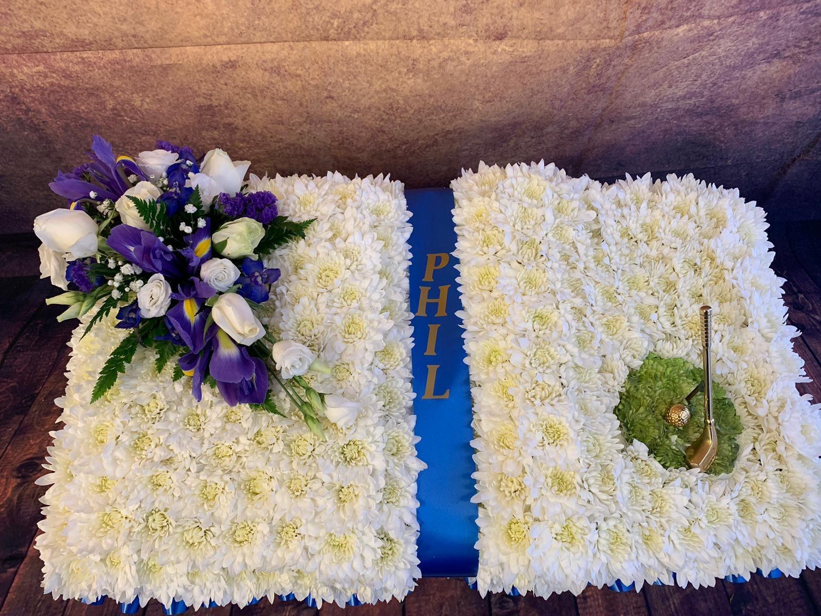 Bespoke Funeral Tribute 009