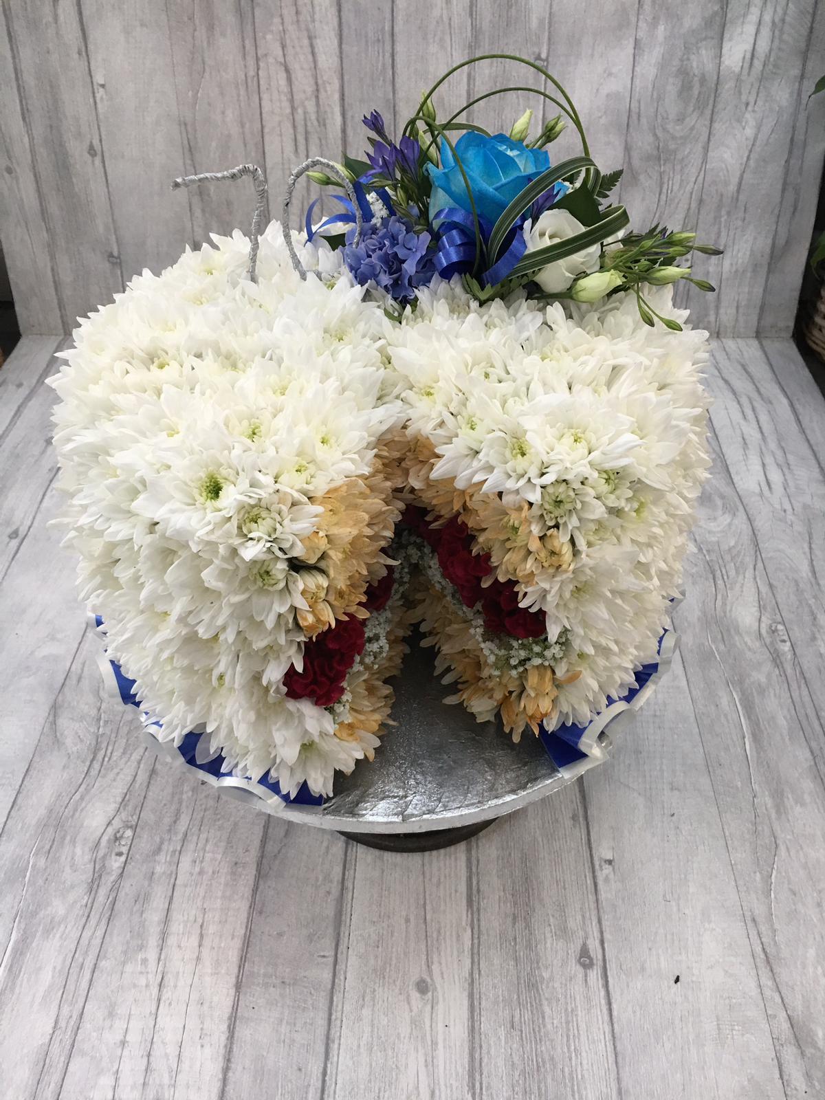 Bespoke Funeral Tribute 007