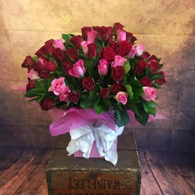 Roses Bouquet 018