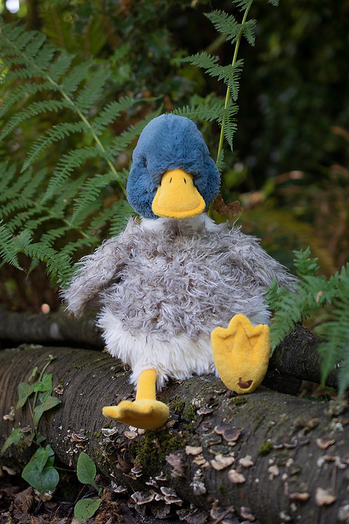 """""""Webster"""" Plush Character"""