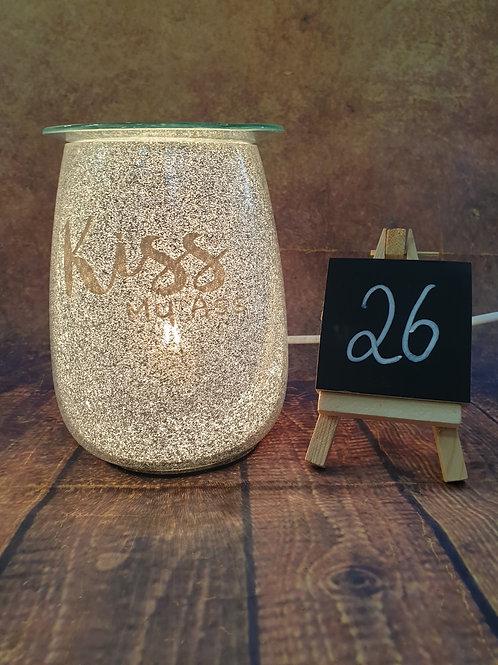 Electric Wax Melt Burner Glitter No. 26