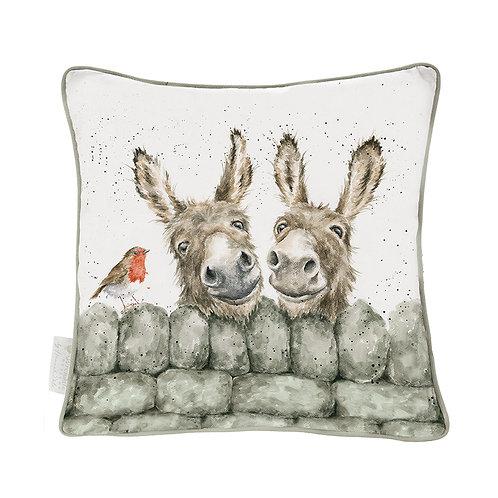 Wrendale Designs Hee Haw Cushion