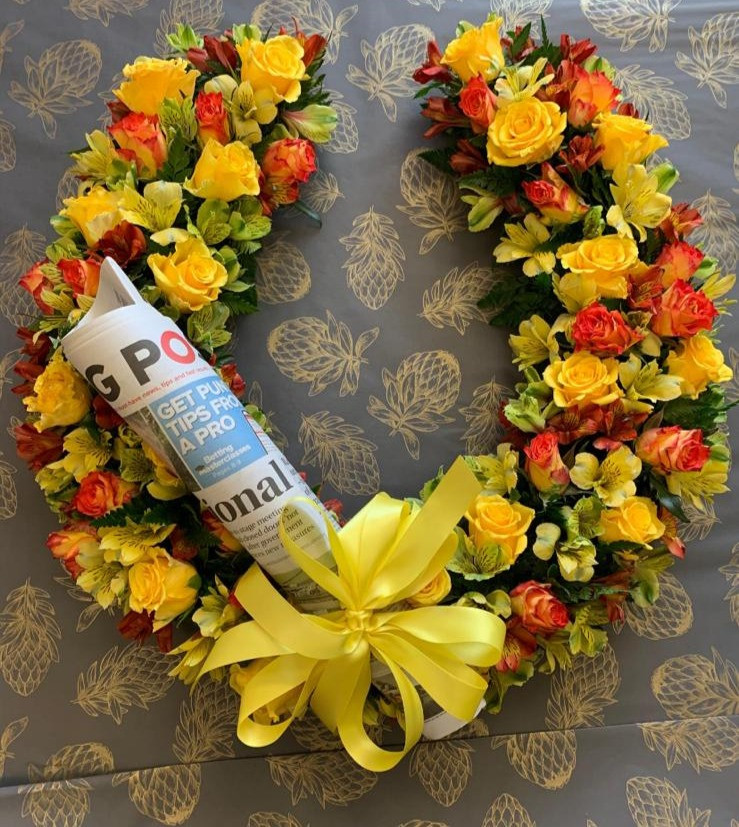 Bespoke Funeral Tribute 008