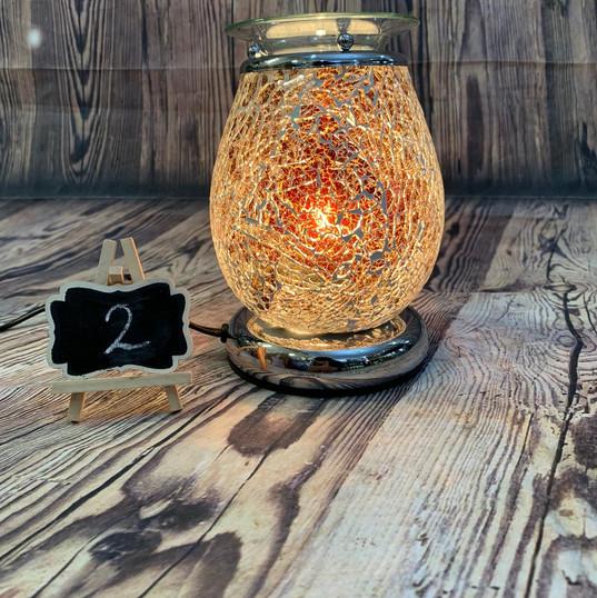 Mosaic Electric Wax Melt Burner No.2