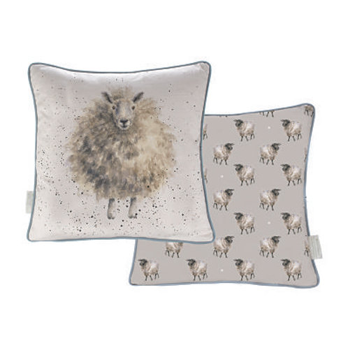 Wrendale Designs The Woolly Jumper cushion