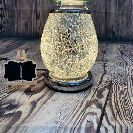 mosaic Electric Wax Melt Burner No.1