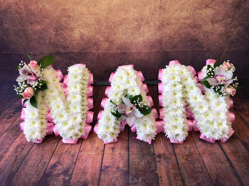 Funeral Letters and Crosses 009