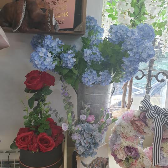 Silk Flowers 022