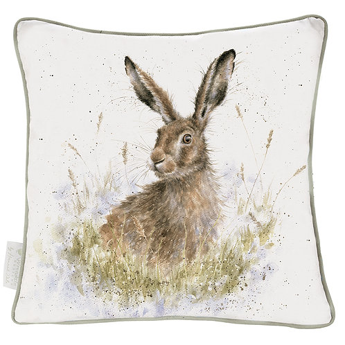 Wrendale Designs Into The Wild Cushion Front