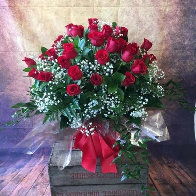 Roses Bouquet 019