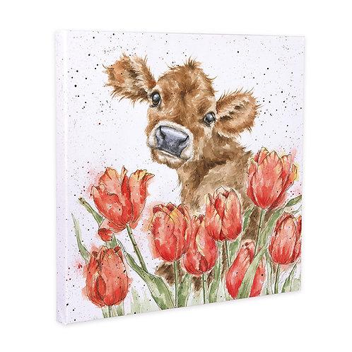 """Wrendale Designs-""""Bessie""""-Canvas"""