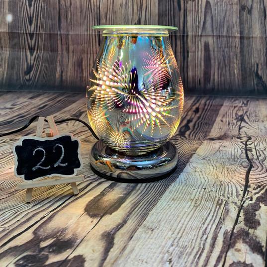 3d Electric Wax Melt Burner No.22