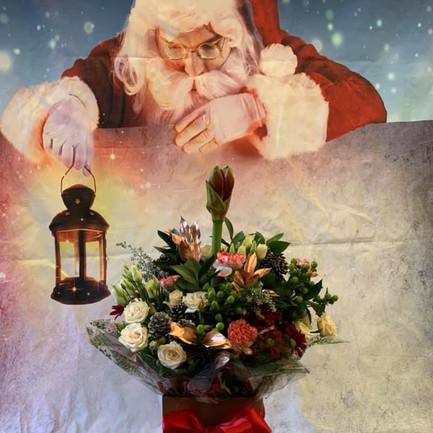 Christmas Flower Aqua Bouuquet.jpg