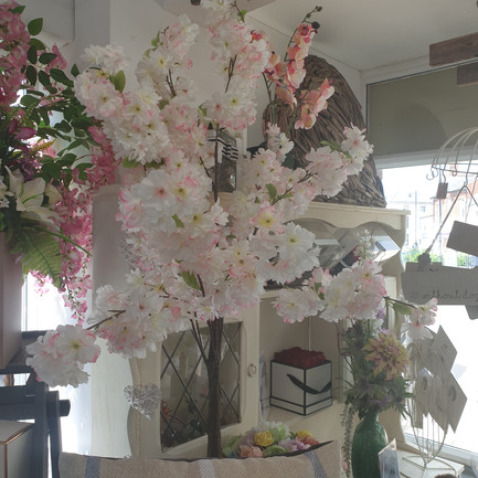 Silk Flowers 003