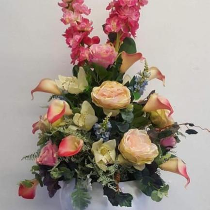 Silk Flowers 017