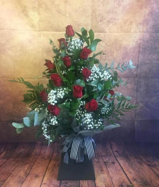 Roses Bouquet 016