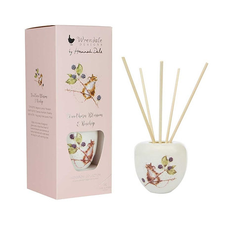 wrendale designs hedgerow reed diffuser Free delivery from the flower shop kirton