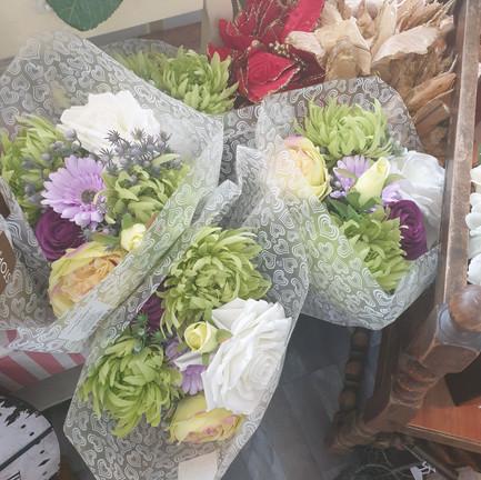 Silk Flowers 004