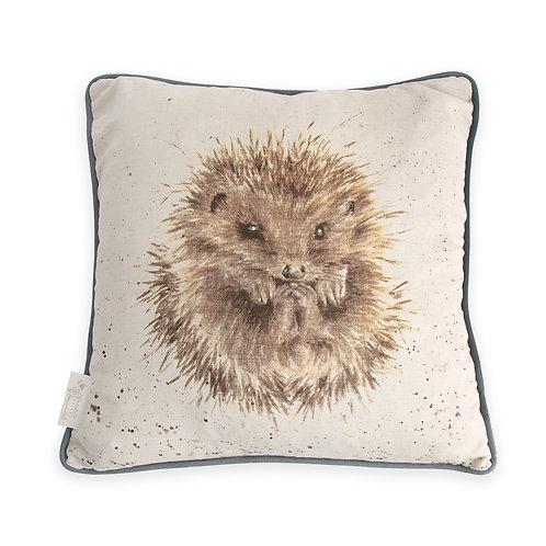 Wrendale Designs Awakening Cushion Front