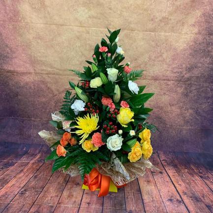 florist choice mixed flower aqua bouquet.jpg