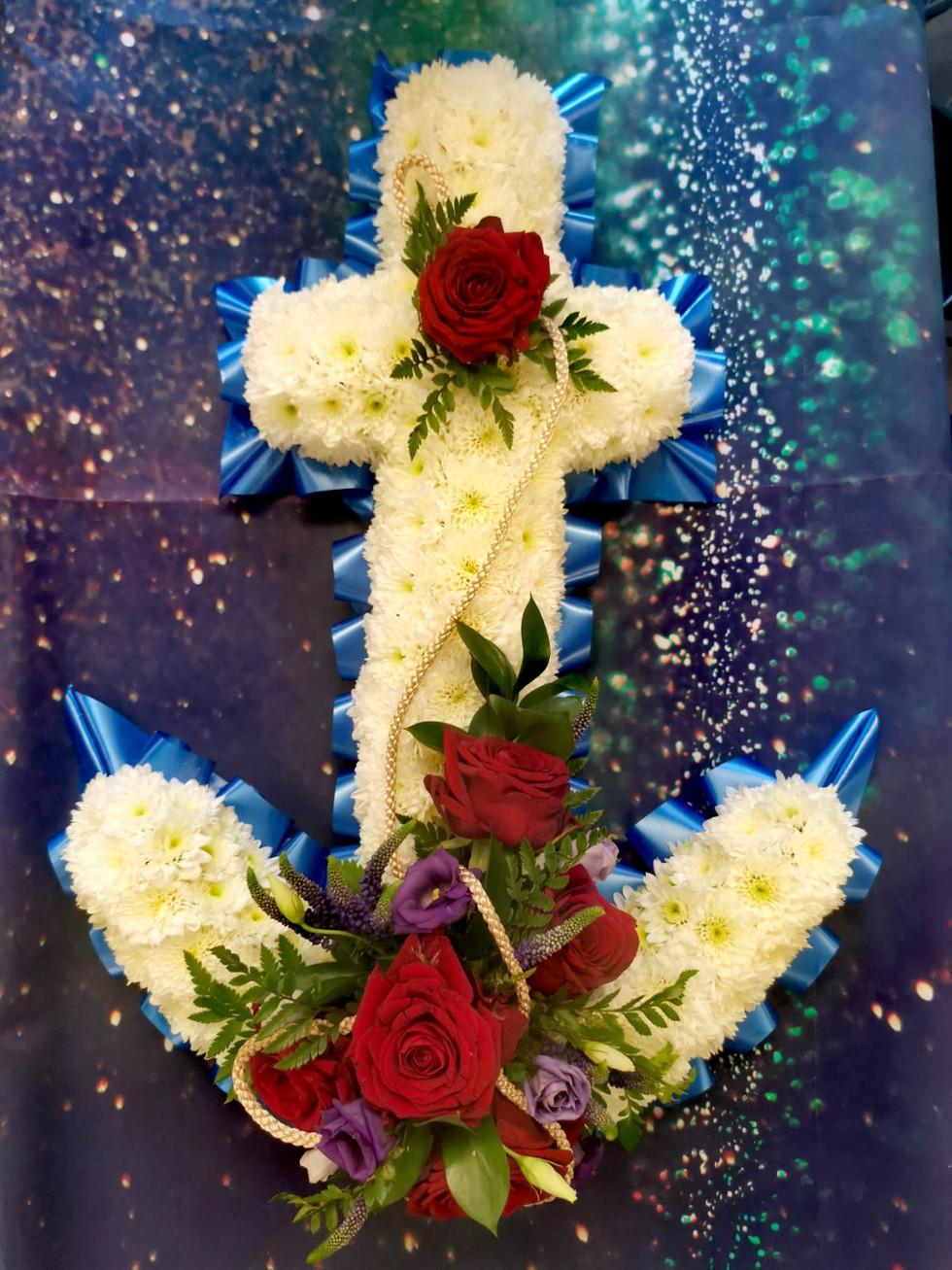 bespoke funeral tribute anchor.jpeg