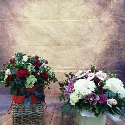 hatbox flower arrangements.jpg
