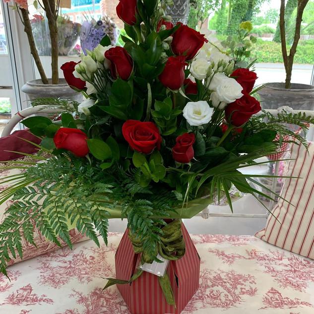 Roses Bouquet 001