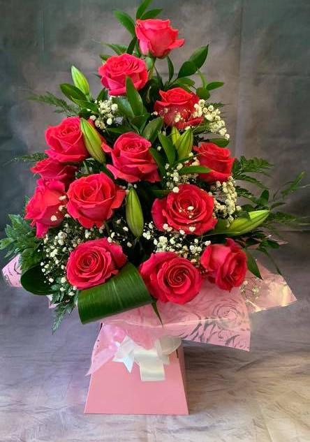Roses Bouquet 004