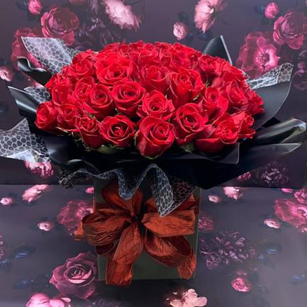 red rose aqua flower bouquet.jpg