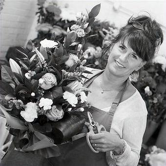 vicki The Flower shop Kirton owner