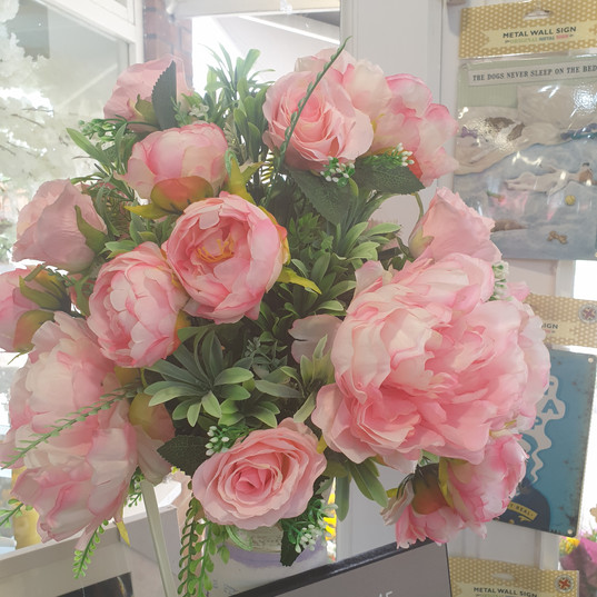 Silk Flowers 013