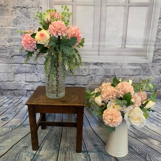 Silk Flowers 009