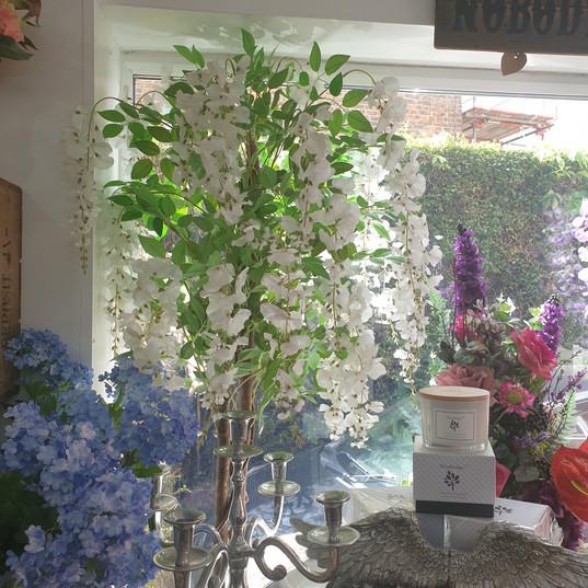 Silk Flowers 002