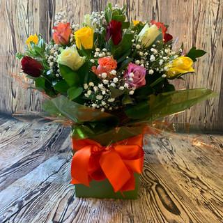 Roses Bouquet 036